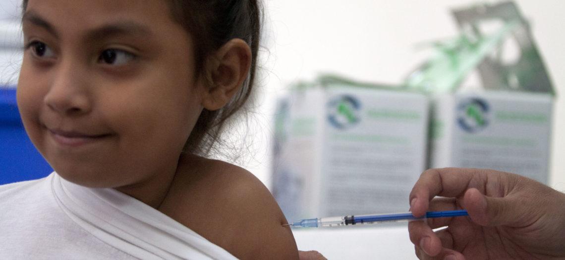 Abasto de vacuna contra hepatitis B se estabilizará hasta junio