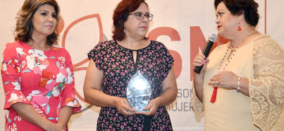 Reconoce ISM trayectoria de Gabriela Grijalva Monteverde
