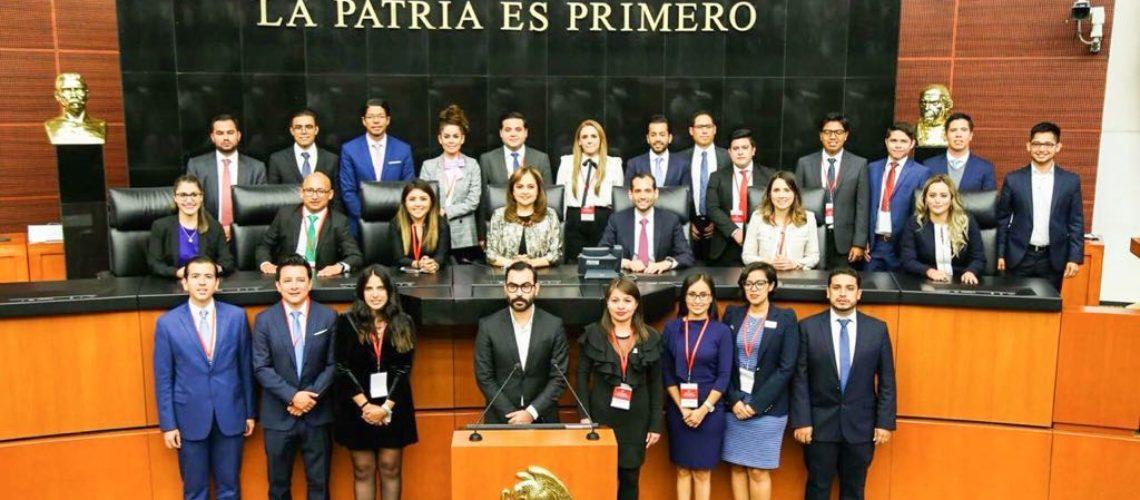 Participa Sonora en XV Encuentro Nacional de Titulares de Juventud del país