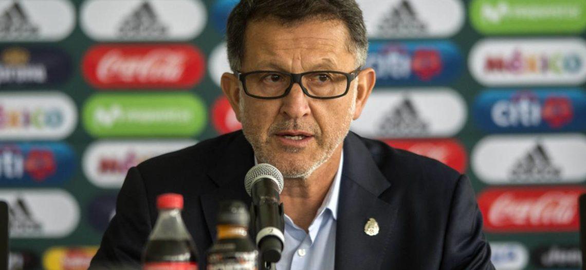 Juan Carlos Osorio no se siente satisfecho por triunfo de México