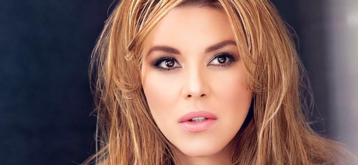 Alicia Machado posó al natural para Instagram