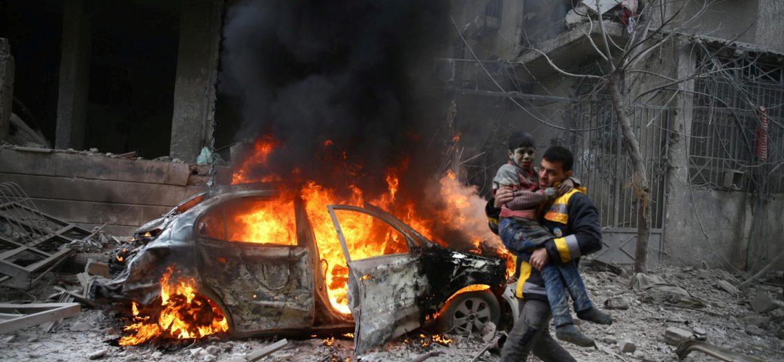 'Lo peor en Siria está por llegar', alerta ONU