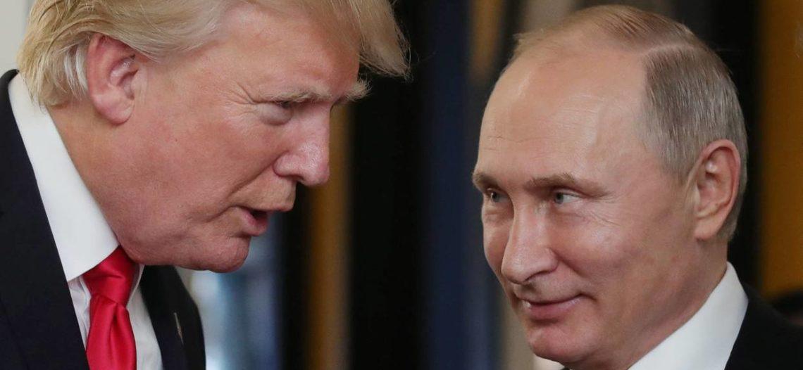 Cumbre Putin-Trump será el 16 de julio en Helsinki