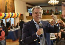 Iván Duque, el nuevo presidente de Colombia