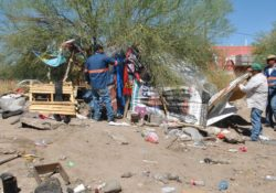 Continúa Ayuntamiento operativos de rescate de espacios en condiciones de riesgo