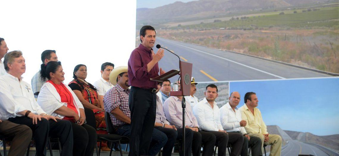 Pese a visiones catastrofistas, México está en ruta de crecimiento: EPN