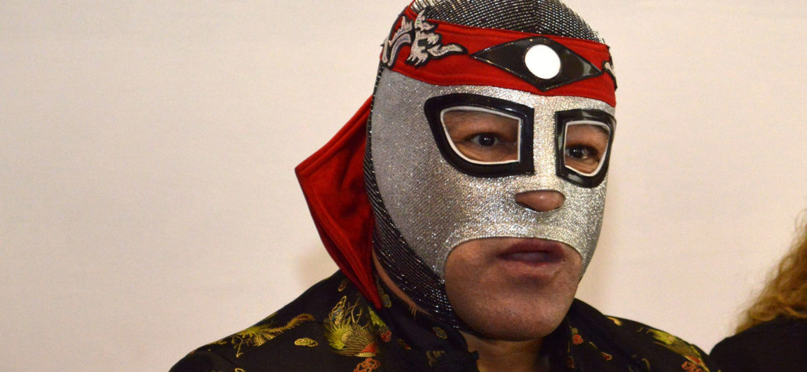 Octagon regresa al CMLL