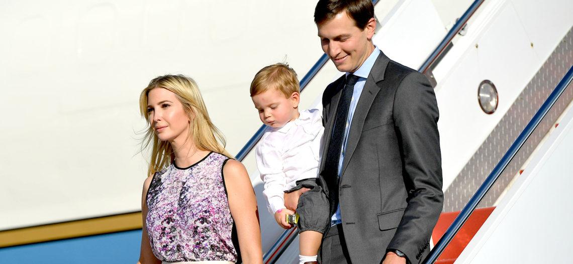 Ivanka Trump y su marido ganaron 82 mdd en 2017