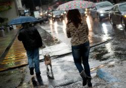 Este sábado continuarán las lluvias a lo largo del país