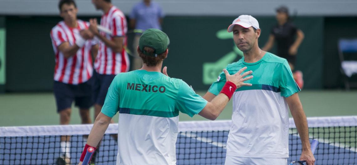 Santiago González busca título de dobles en Turquía