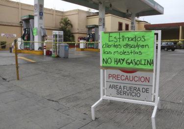 2 graves factores que ponen en riesgo el abasto de gasolina
