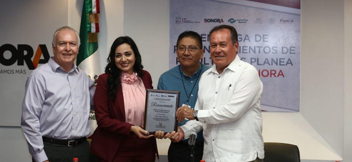 CONALEP Sonora, ejemplo en el país por resultados de PLANEA 2017