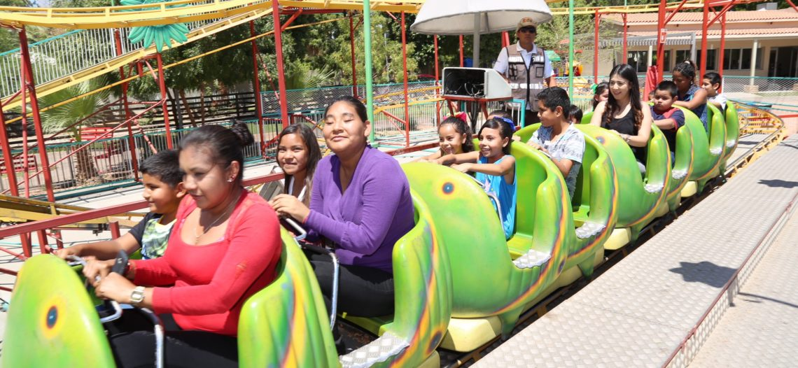 Contará Parque Infantil con actividades de verano