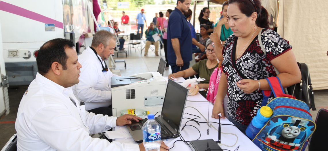 Realiza DIF Sonora Jornada Médica en Hermosillo