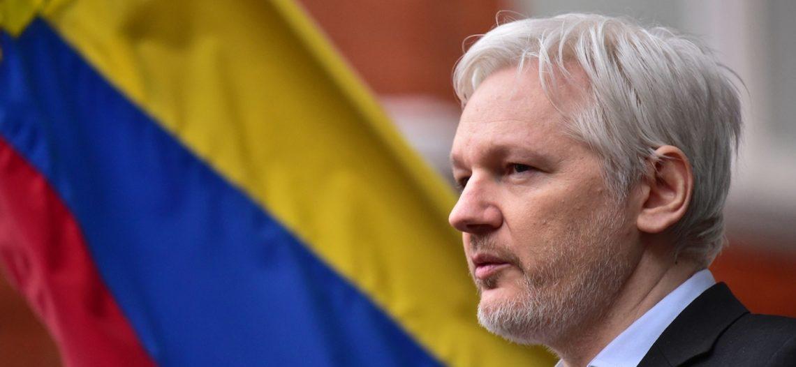 Assange pide ayuda a Australia