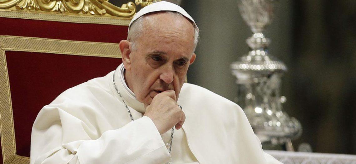 Papa no participará en foros de paz de López Obrador