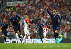 ¡Francia campeón del Mundo!