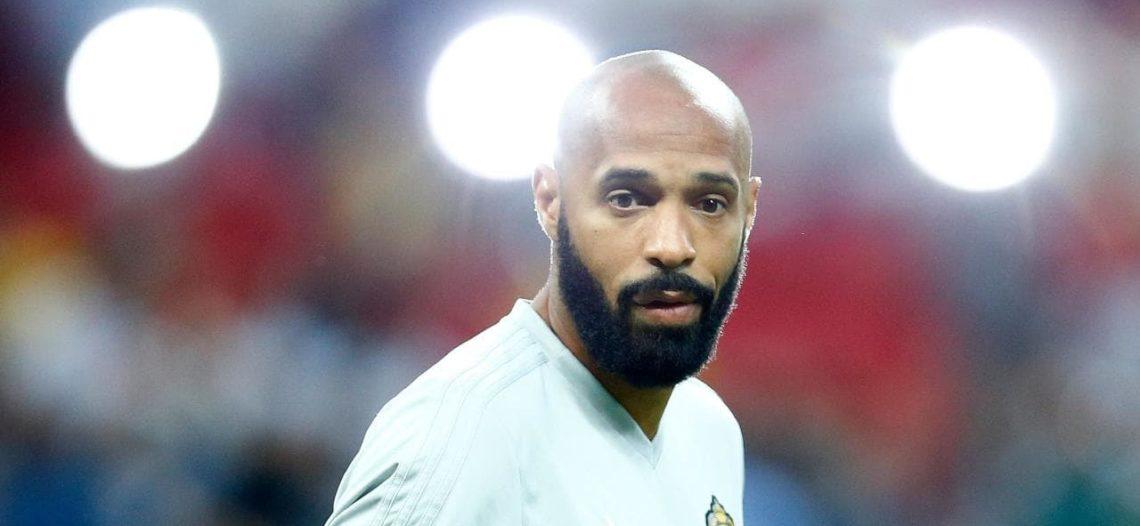 Thierry Henry, con el corazón dividido