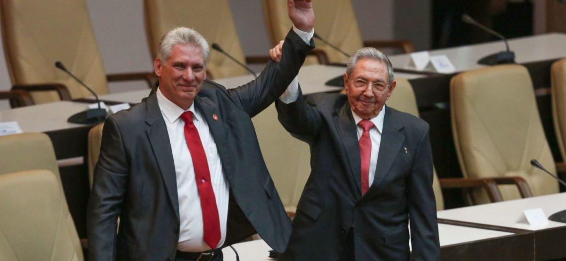 Presidente de Cuba mantiene a mayoría de ministros de Castro