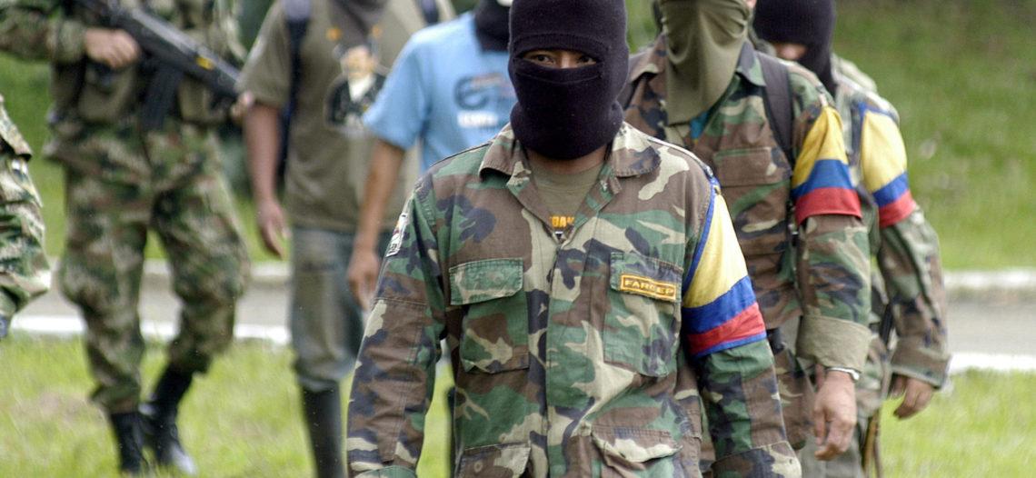 Detienen a exjefe de las FARC