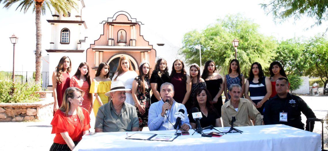 Anuncian Fiestas Patronales de San Pedro