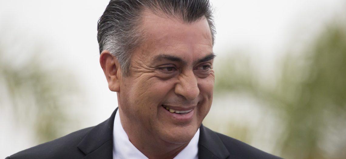 """""""El Bronco"""" notifica su regreso al Gobierno de NL"""
