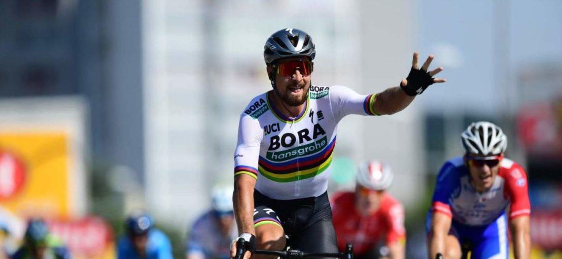 Peter Sagan nuevo líder del Tour de Francia
