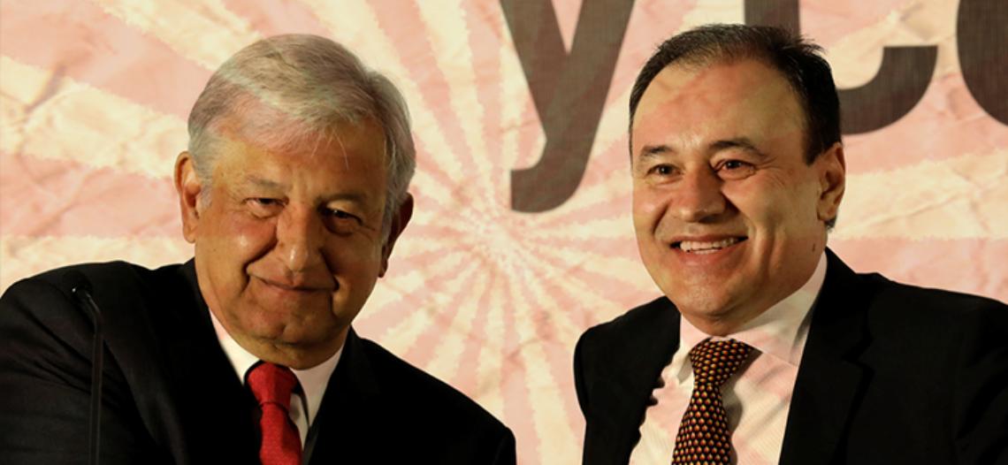 Marca Alfonso Durazo agenda legislativa en Sonora