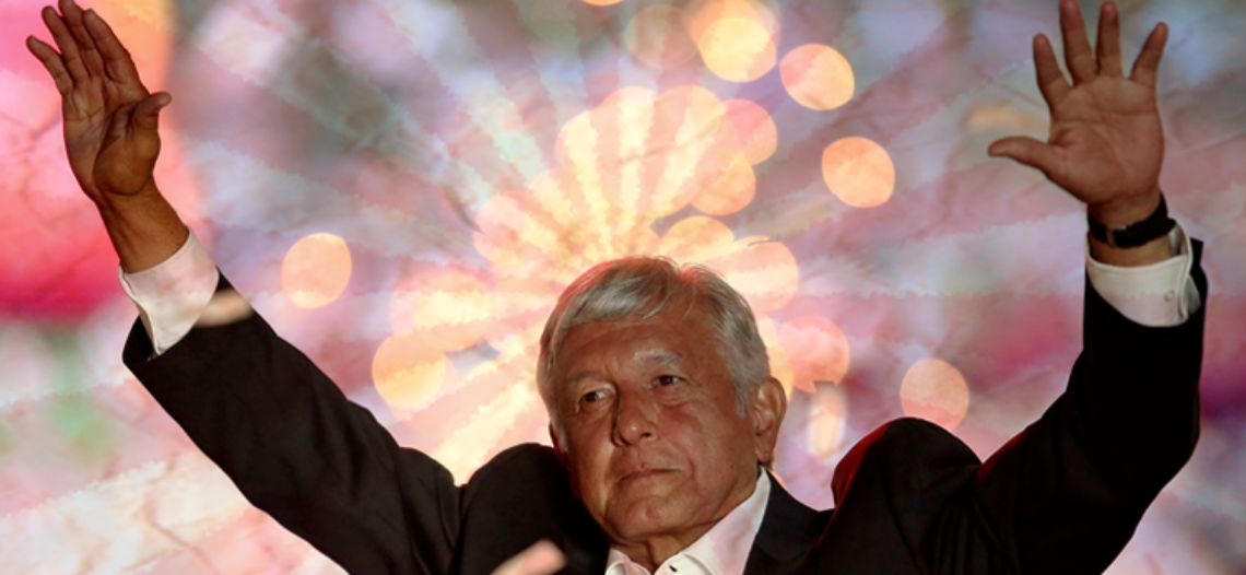 AMLO Próximo Presidente de México