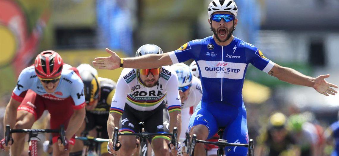 Tour de Francia arranca con sabor a café