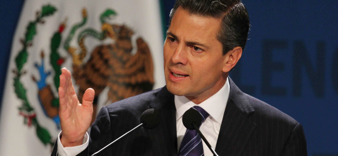 Un país no se construye en un sexenio: Peña Nieto