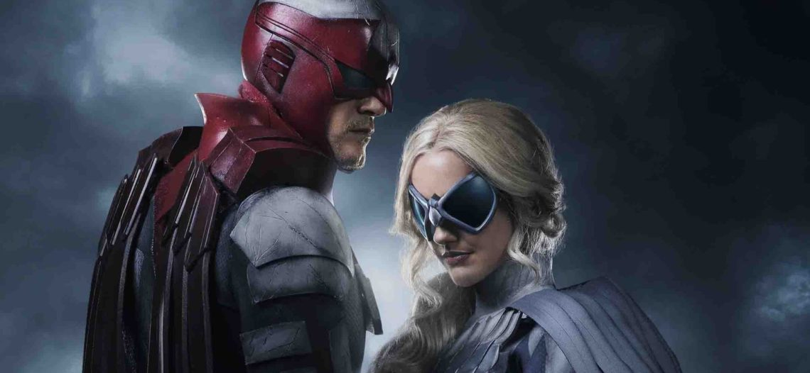 DC libera el primer tráiler de 'Titans'