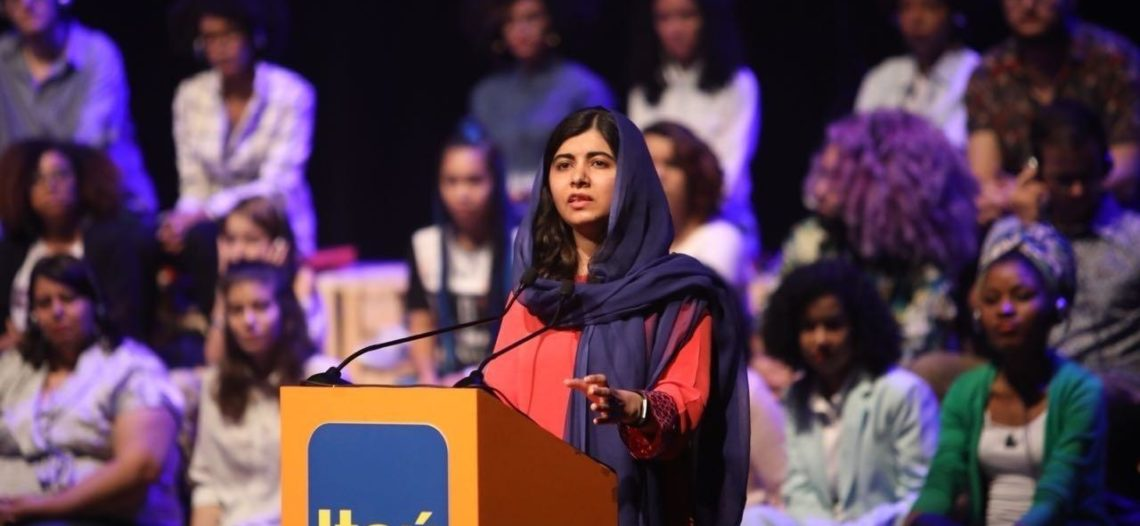 El voto consciente es lo más poderoso para cambiar un país: Malala