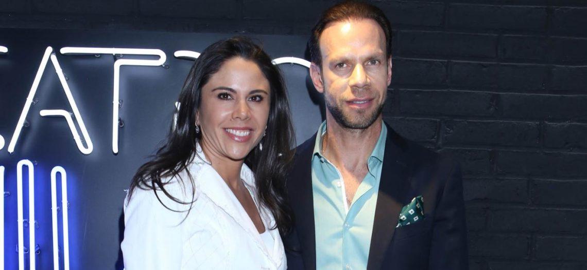 Paola Rojas ha iniciado proceso de divorcio de Zague