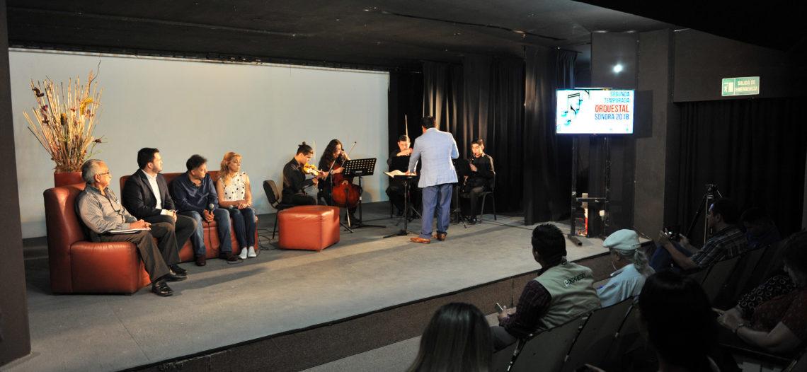 Regresa ISC la música a plazas y teatros