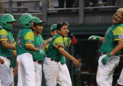 Dramática victoria de México en Williamsport