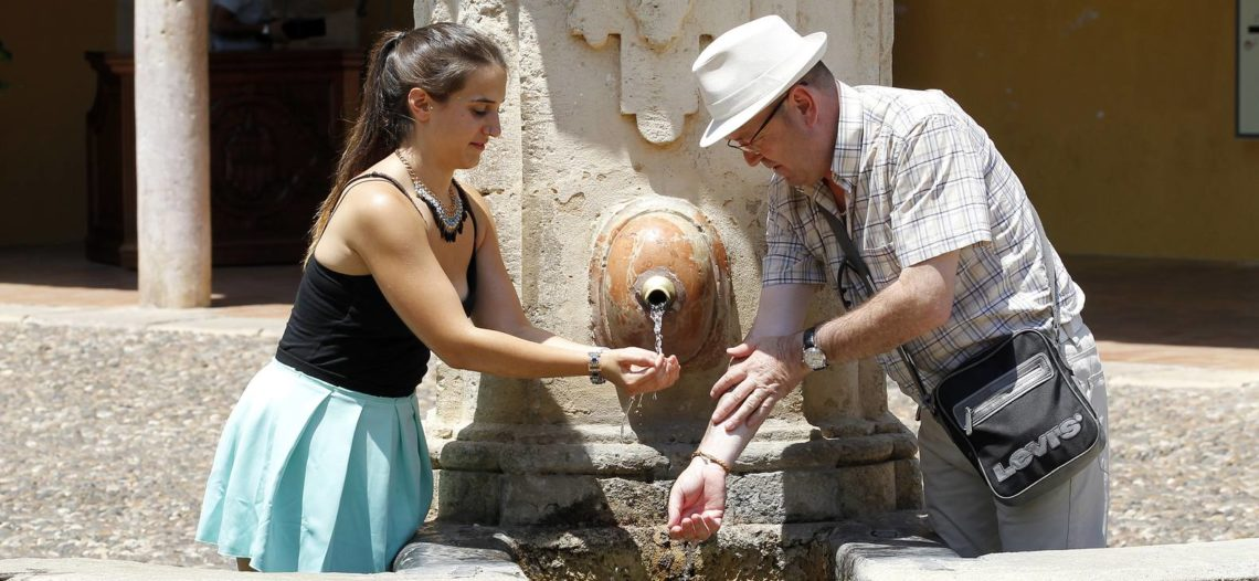 España y Portugal decretan alerta por calor extremo