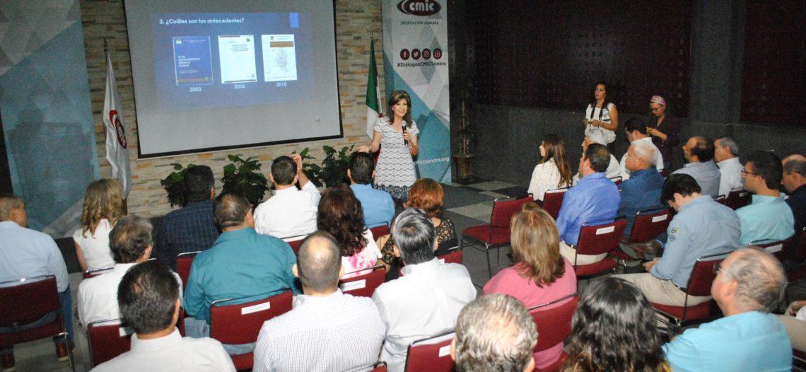 Presentan Programa de Drenaje Pluvial e Infraestructura Verde