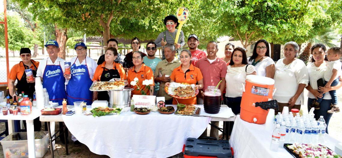 Invitan a degustar comida regional en Víactiva