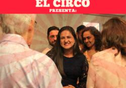 Célida López le pone colmillo
