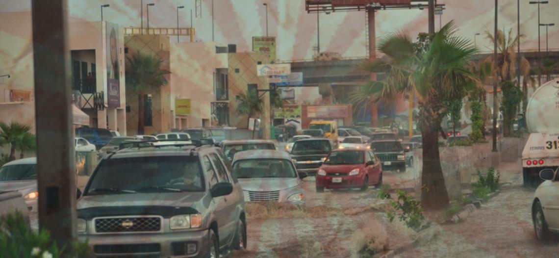Hermosillo indefenso ante lluvias extraordinarias