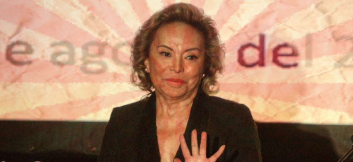 Doblega Elba Esther a Peña Nieto
