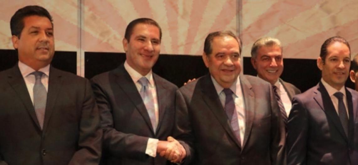 Héctor Larios a dirigencia nacional del PAN