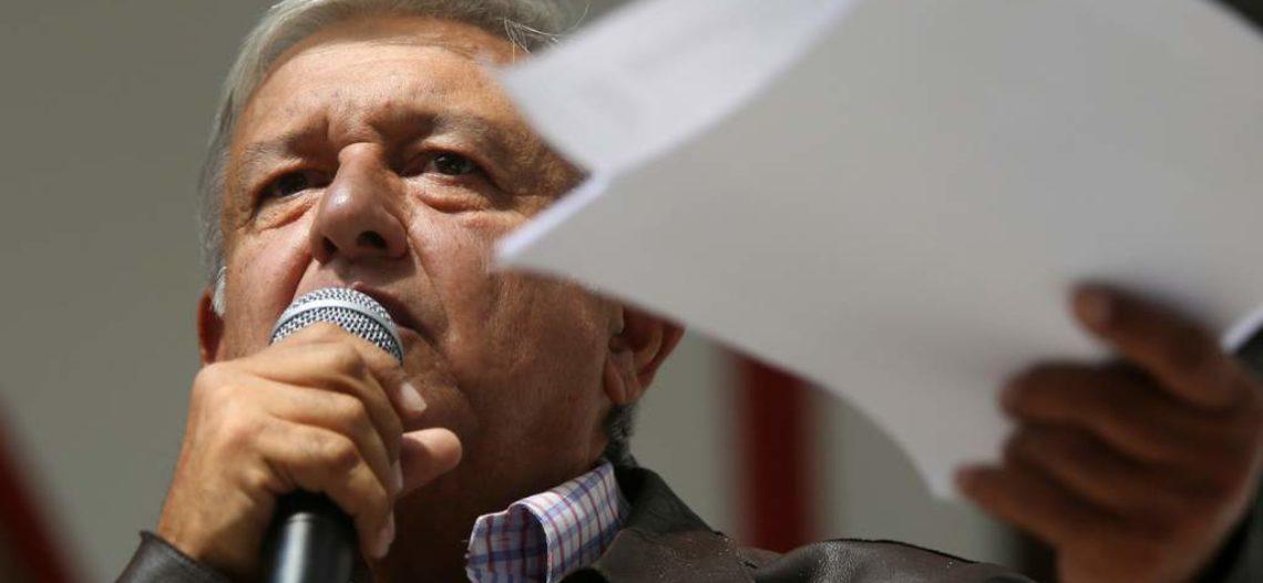 Entregan a López Obrador dictamen del NAIM