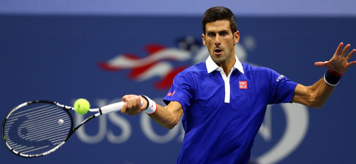 Djokovic se instala en la segunda ronda del US Open