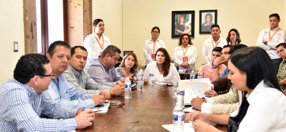 Inicia Comisión Mixta de Entrega Recepción reuniones en dependencias