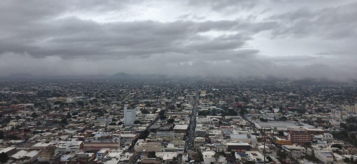 Fuerte lluvia en Hermosillo dejó una persona fallecida