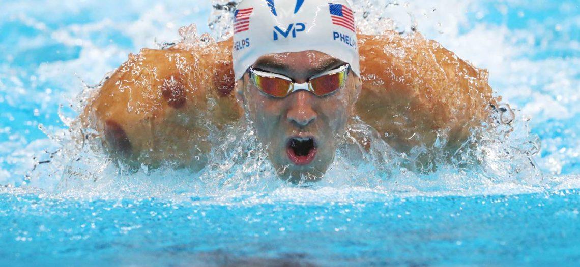 Depresión, el eterno rival de Phelps