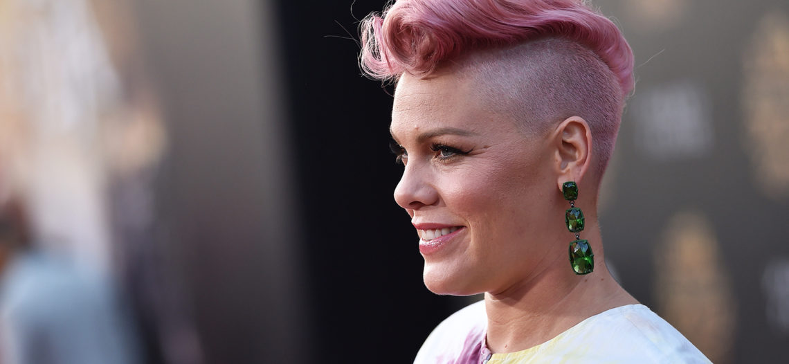Pink es hospitalizada por virus en Sydney