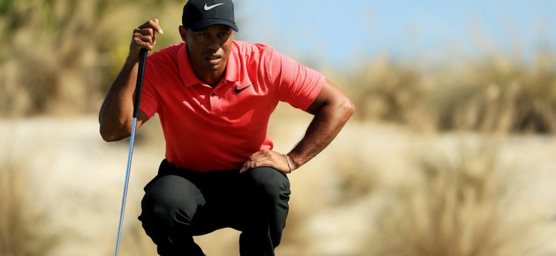 Tiger Woods de regreso en los primeros planos